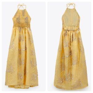 GORGEOUS ZARA NWT LIMITED EDITION Stretchy Dress